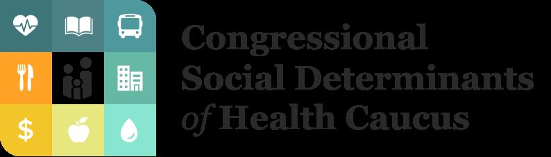 Congressional Caucus for Social Determinants of Health Logo